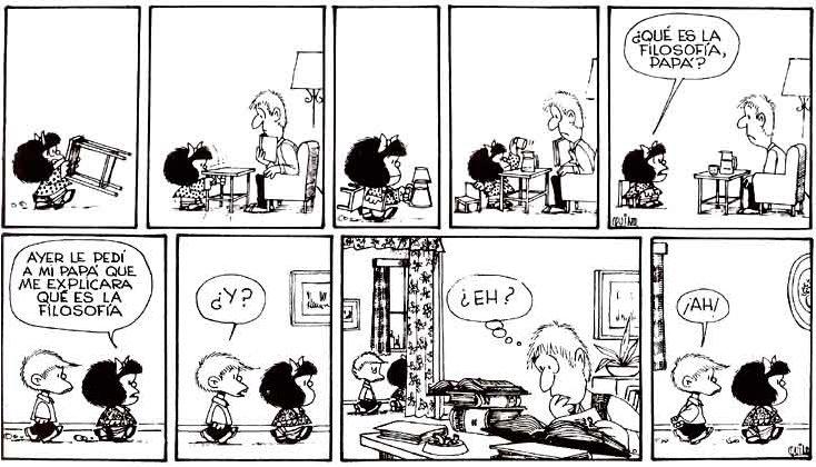 Filosofia Mafalda