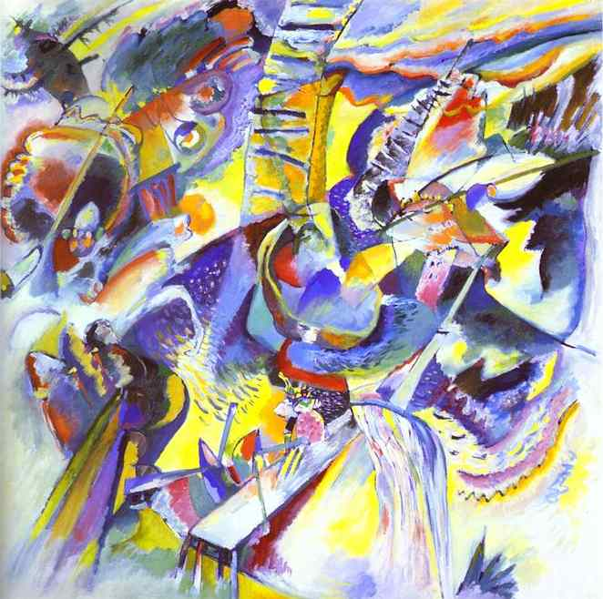 Kandinsky Entre Pintura I Mc3basica