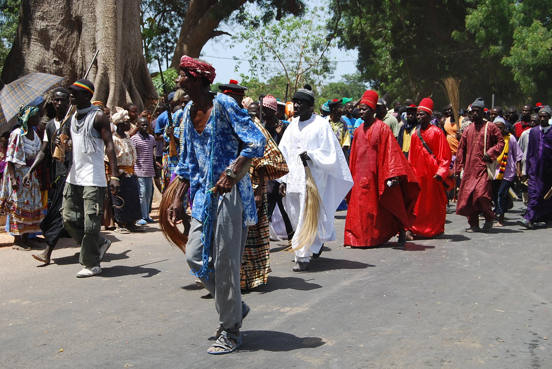 ÀFRICA NEGRA I LES TRADICIONS EN MOVIMENT