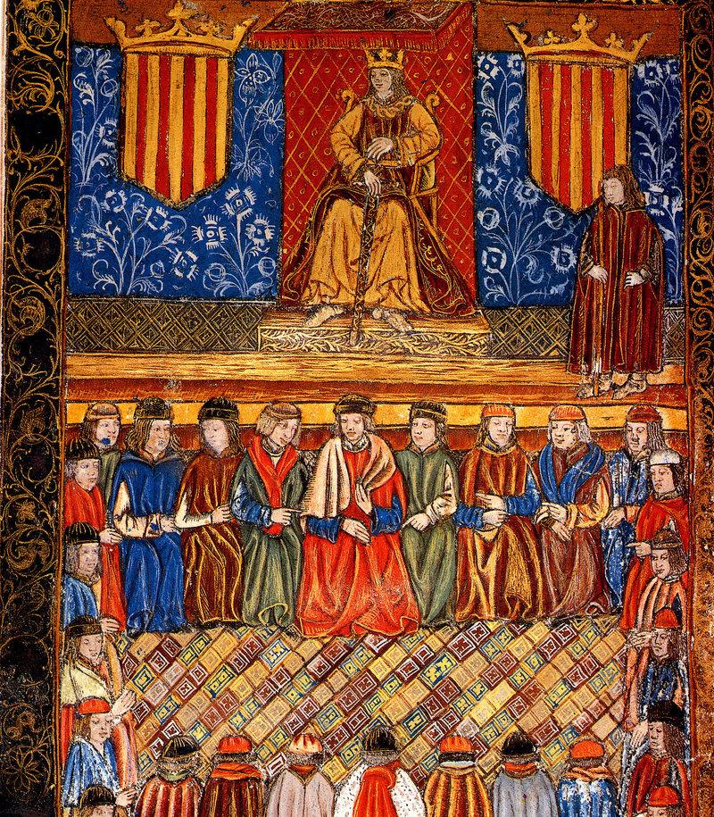 HISTÒRIA DE CATALUNYA (II): LES INSTITUCIONS CATALANES, PODER I POLÍTICA A LA CATALUNYA MEDIEVAL I MODERNA