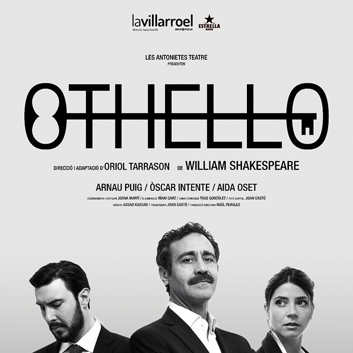 OTHELLO DE SHAKESPEARE: CONFERÈNCIA + TEATRE