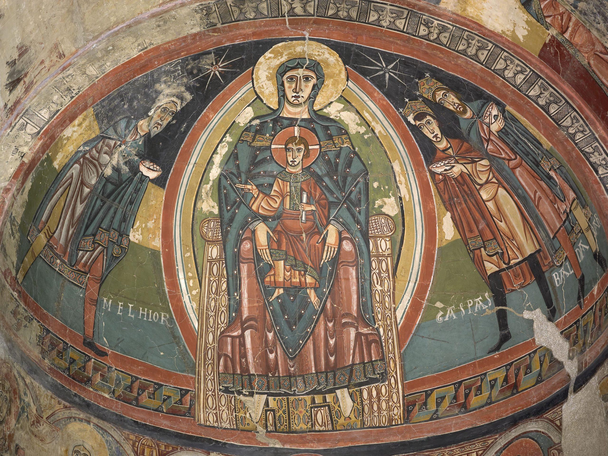 PATRIMONI ARTÍSTIC DE CATALUNYA (I): UN VIATGE CAP AL ROMÀNIC I EL GÒTIC CATALÀ