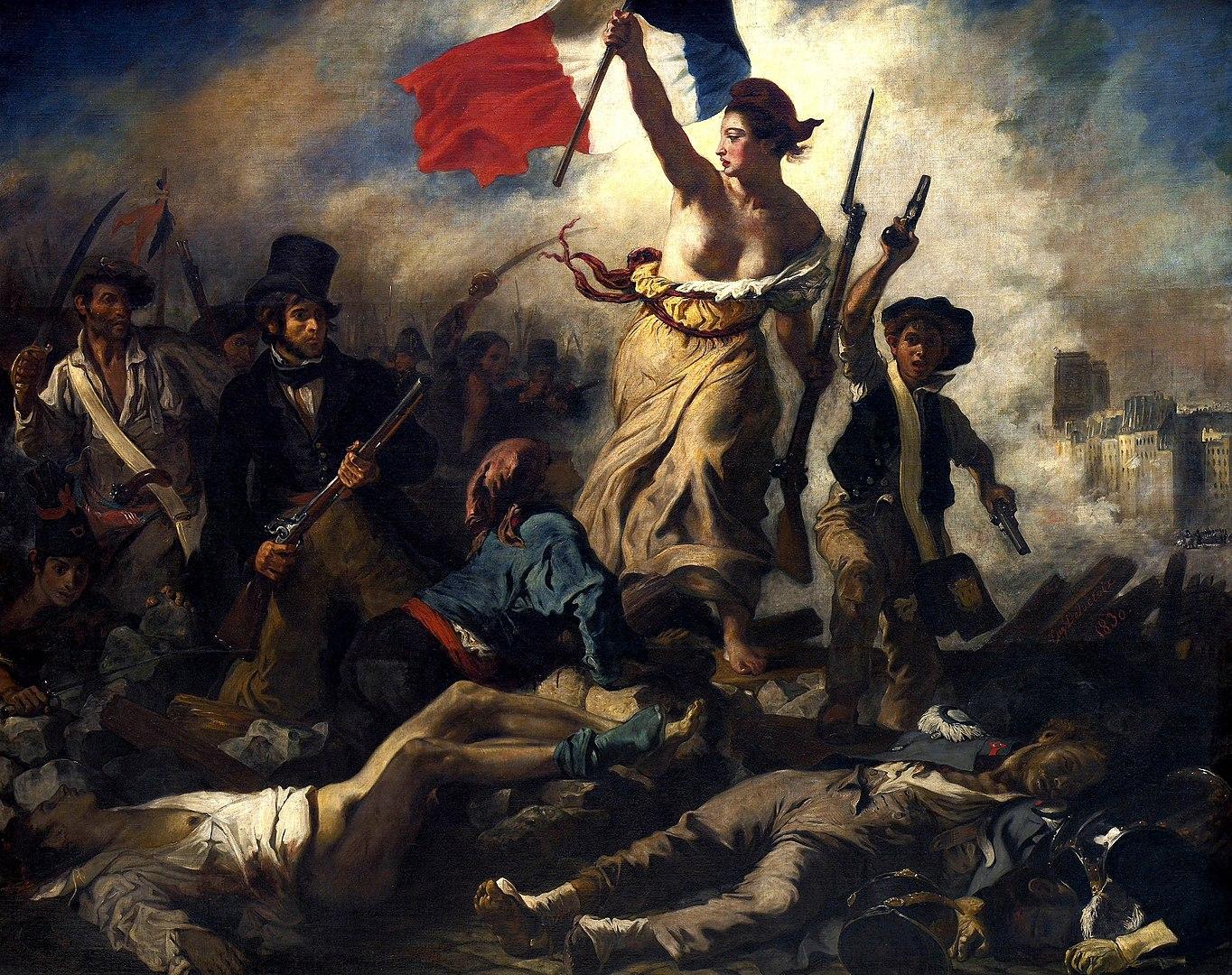 EL MÓN CONTEMPORANI: EL CAMÍ CAP A LA MODERNITAT (1789-1848)