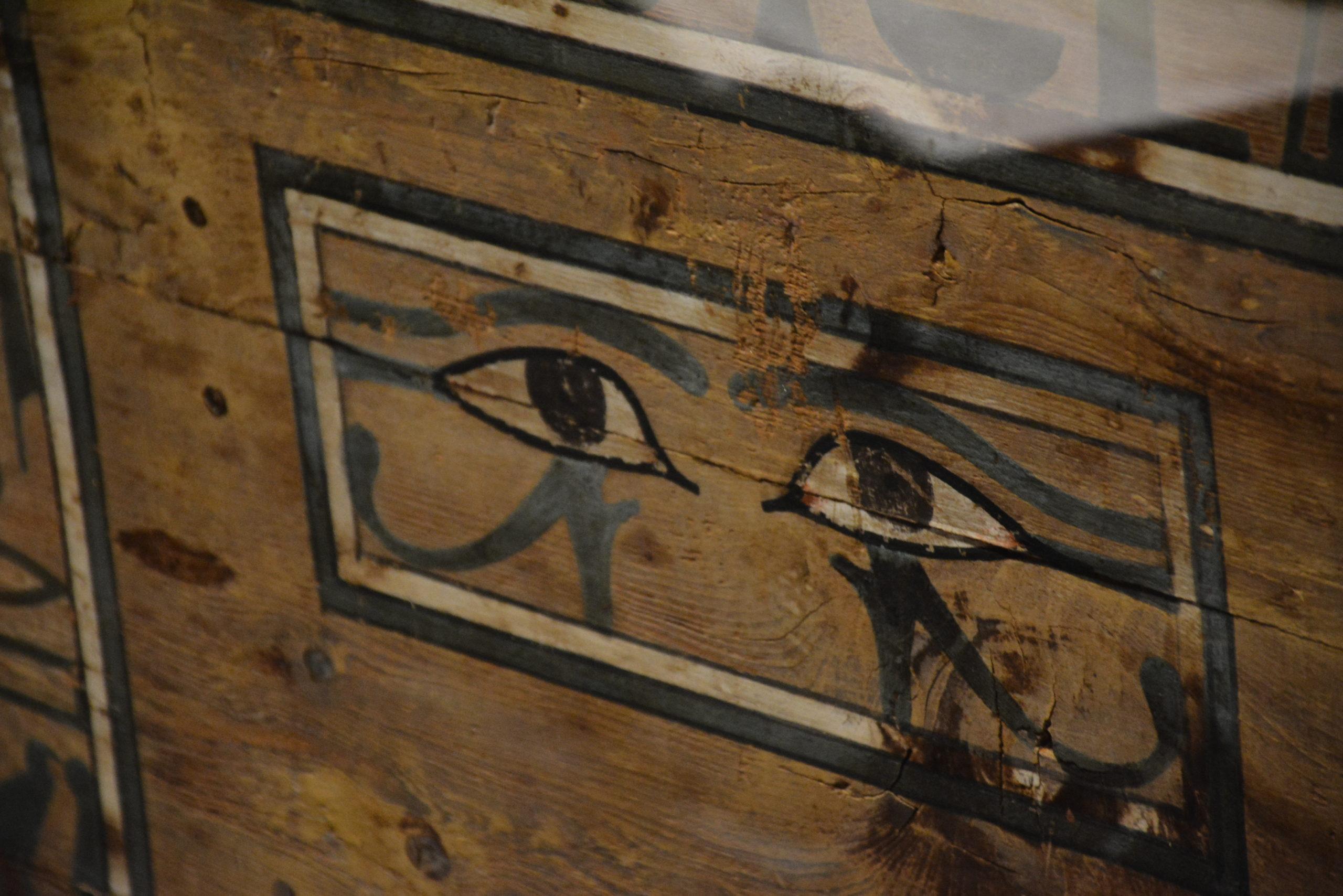 LA FASCINACIÓ PER L'ANTIC EGIPTE