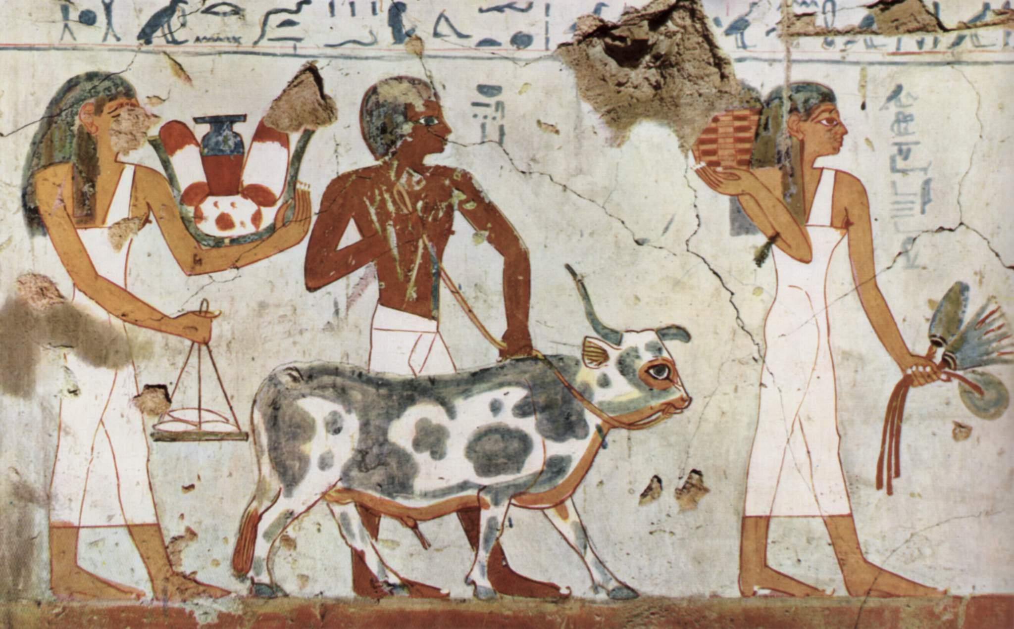 VIDA QUOTIDIANA A L'ANTIC EGIPTE